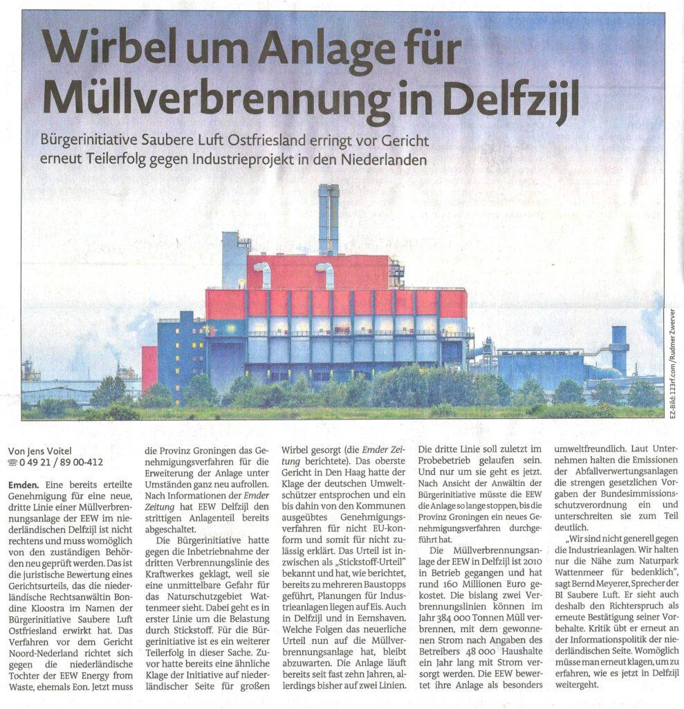 Emder Zeitung 20191012 0011